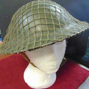 WW2 British 'Brodie' helmet